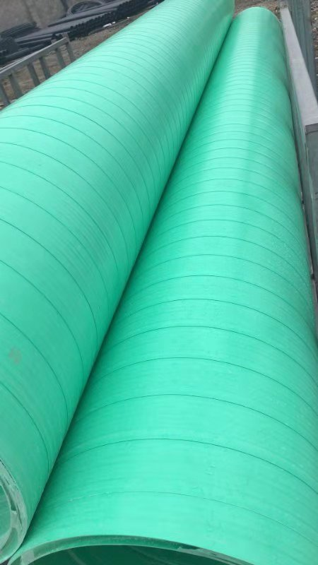 EPTU雙平壁螺旋纏繞管