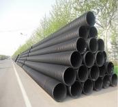 聚乙烯(PE)塑鋼纏繞排水管