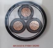 MYJV22 8.7/10kV 3X240