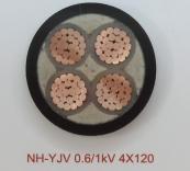 NH-YJV 0.6/1kv 4x120