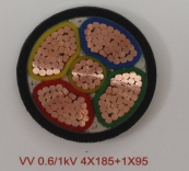 VV 0.6/1kV 4X185+1X95