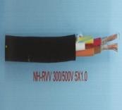 NH-RVV 300/500V 5X1.0
