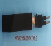 KVVP2 450/750V 7X1.5