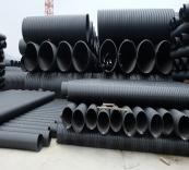 HDPE中空壁塑鋼纏繞管